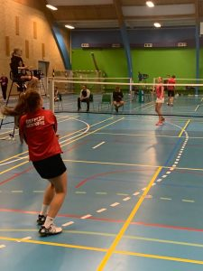 Cornelia Oxfeldt Badminton U15M