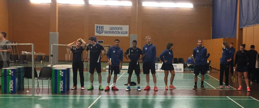 GBK badminton
