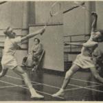 badminton i gamle dage