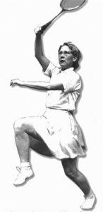 Tonny Ahm badmintonspiller