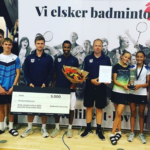 Årets ungdomsklub badminton