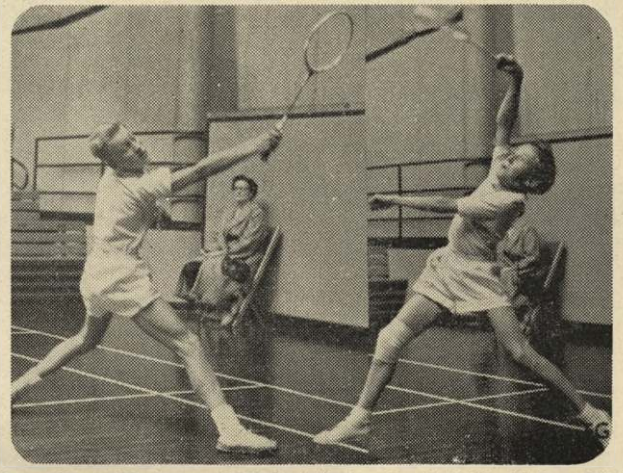 Danmarksmester i badminton 154 gange