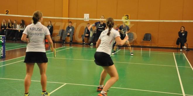 Badmintonligaen får selskab af Gentofte