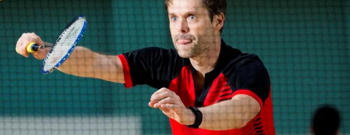 Prøv badminton for voksne i Gentofte Badminton Klub
